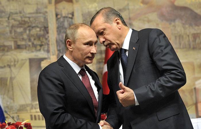 Էրդողանի հույսը Հայաստանն է. Պուտինը գցեց աթոռը. «Ժամանակ»