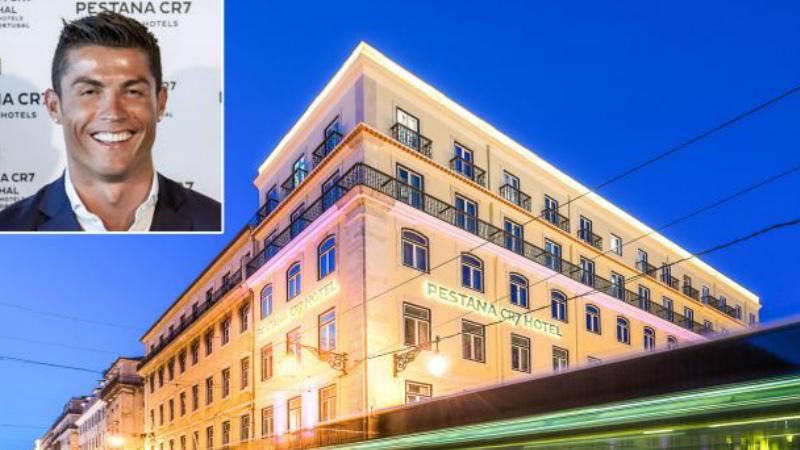 «Յուվենտուսի» հարձակվող Կրիշտիանու Ռոնալդուն Պորտուգալիայում գտնվող իր հյուրանոցներն անվճար հիվանդանոցներ կդարձնի,
