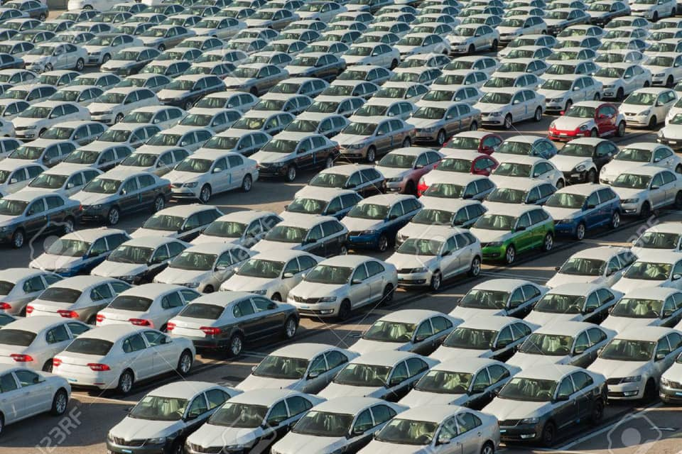 2019թ-ի ապրիլ ամսին ներմուծվել է 9481 ավտոմեքենա