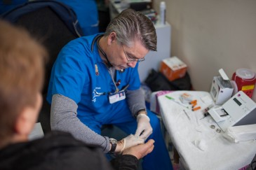 ԱՄՆ-ից ժամանած բժիշկների խումբն ավարտում է առաքելությունը Տավուշում