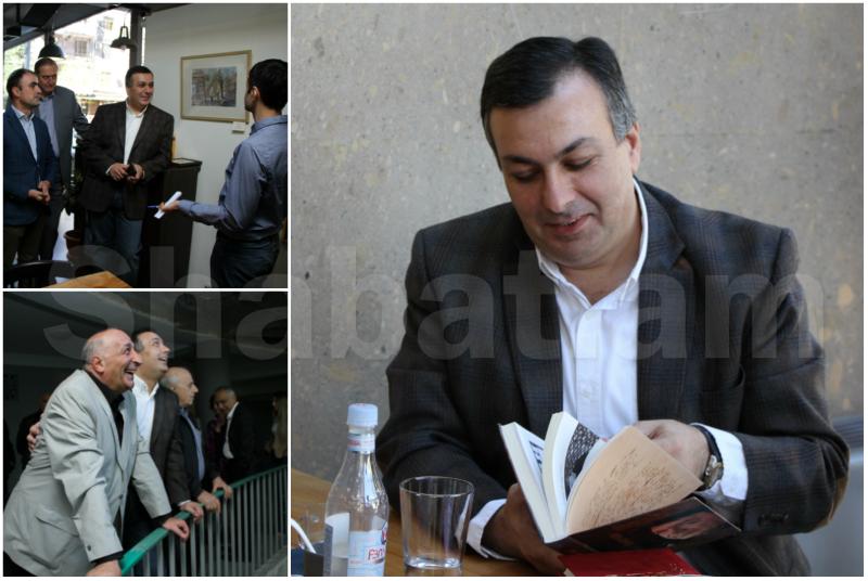 Կարեն Կարապետյանին ճանաչել եմ որպես հաջողակ կառավարիչ և լավ մարդ. Շաբաթը Արմեն Ամիրյանի հետ (լուսանկարներ)