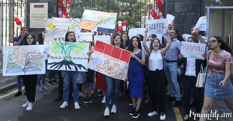 ՀՊՏՀ ուսանողների բաց նամակը՝ վարչապետին