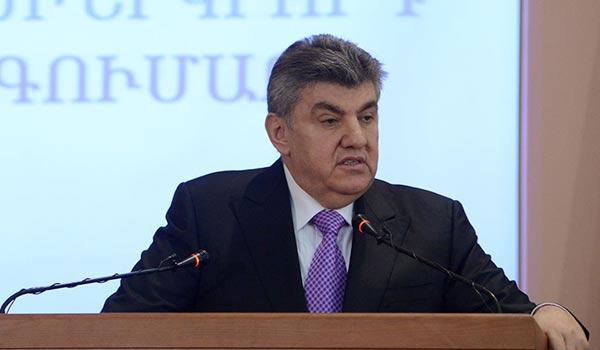 Ռուսաստանի հայերի միության նախագահ Արա Աբրահամյանի մամուլի ասուլիսը. Ուղիղ միացում