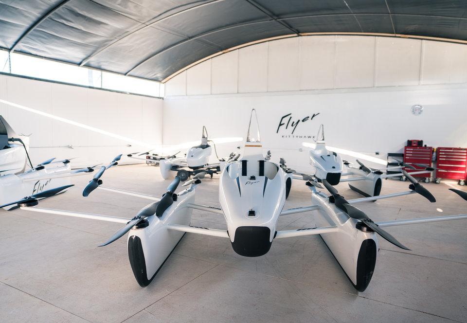 Ամերիկյան ստարտափը «թռչող մեքենայի» նոր տարբերակ է ներկայացրել (լուսանկարներ)