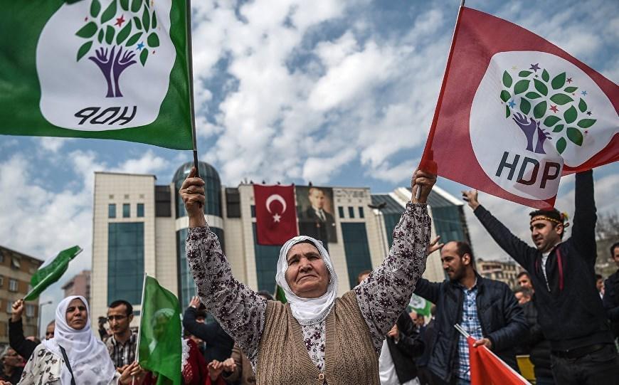Քրդամետ կուսակցությունը Թուրքիայի 11 նահանգում ստացել է ձայների մեծամասնությունը