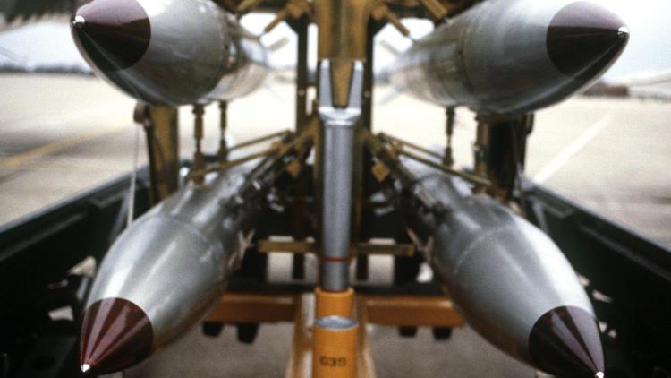 ԱՄՆ-ում փորձարկված նոր ատոմային ռումբերը կտեղակայվեն Թուրքիայի ռազմաբազաներում