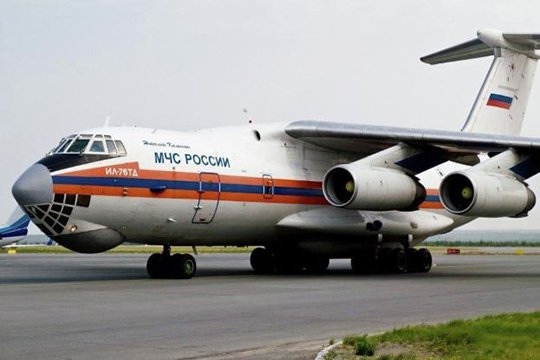 Բուլղարիան Սիրիա ուղևորվող ռուսական ինքնաթիռի համար փակել է իր օդային տարածքը
