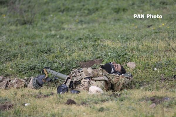 Արցախն ու Ադրբեջանը այսօր 15:00-ից կանցնեն զոհերի մարմինների որոնման գործընթացին