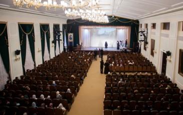 Գևորգյան հոգևոր ճեմարանի տեսուչն այցելեց Մոսկվայի հոգևոր ակադեմիա