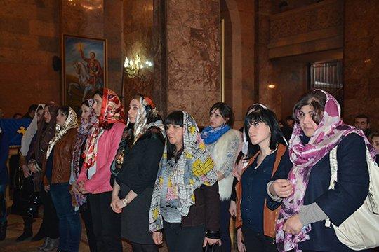 Հայ Առաքելական եկեղեցիներում կկատարվի մայրերի և մայրության բերկրանքին սպասող կանանց օրհնություն. այսօր ապրիլի 7-ն է