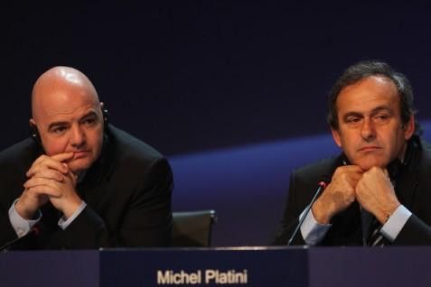 UEFA-ն վստահություն է հայտնում Պլատինիին