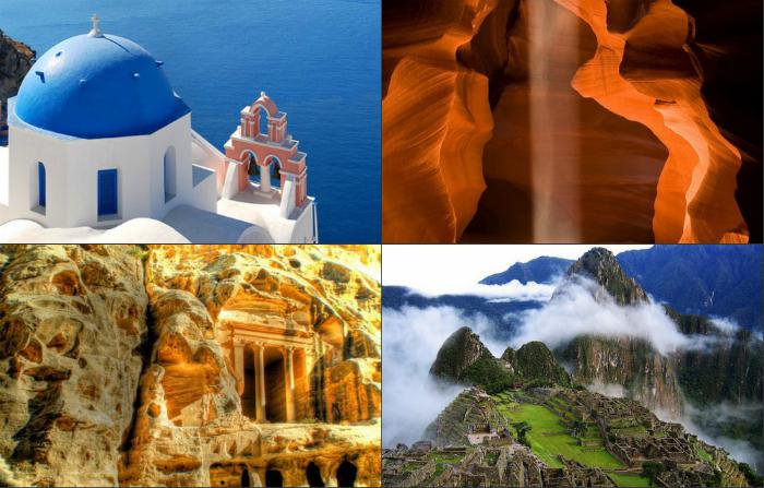 Աշխարհի անիրական գեղեցկություն ունեցող վայրերը, որոնք պետք է տեսնել կյանքում գոնե մեկ անգամ (լուսանկարներ)