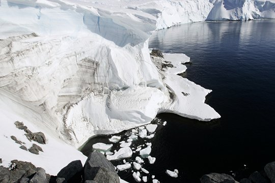 Անտարկտիդայից հսկայական այսբերգ է անջատվել ու սկսել է «ազատ լողալ»