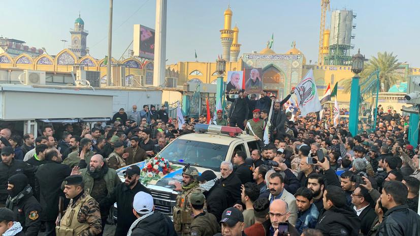 Իրանցի գեներալին կհուղարկավորեն հունվարի 7-ին․ հրաժեշտի արարողություններ կկազմակերպվեն մի քանի քաղաքներում