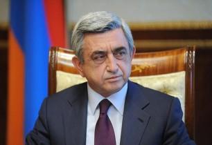 Տեղի է ունեցել հեռախոսազրույց Սերժ Սարգսյանի և Նուրսուլթան Նազարբաևի միջև