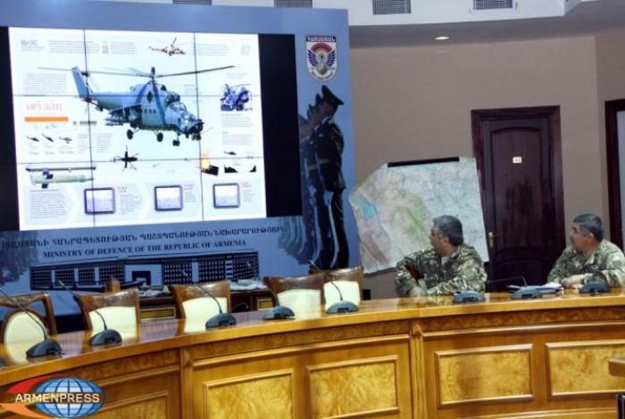 Ադրբեջանը պլանավորել էր լայնամասշտաբ ռազմական գործողություններ. ՊՆ-ն ներկայացրեց հերթական ապացույցները