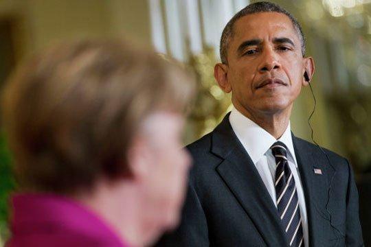 Մերկելը և Օբաման սկսել են երկկողմ բանակցությունները