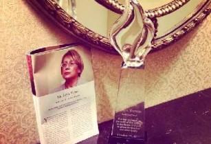 Ազատազրկված ադրբեջանցի իրավապաշտպան Լեյլա Յունուսն արժանացել է միջազգային հեղինակավոր մրցանակի