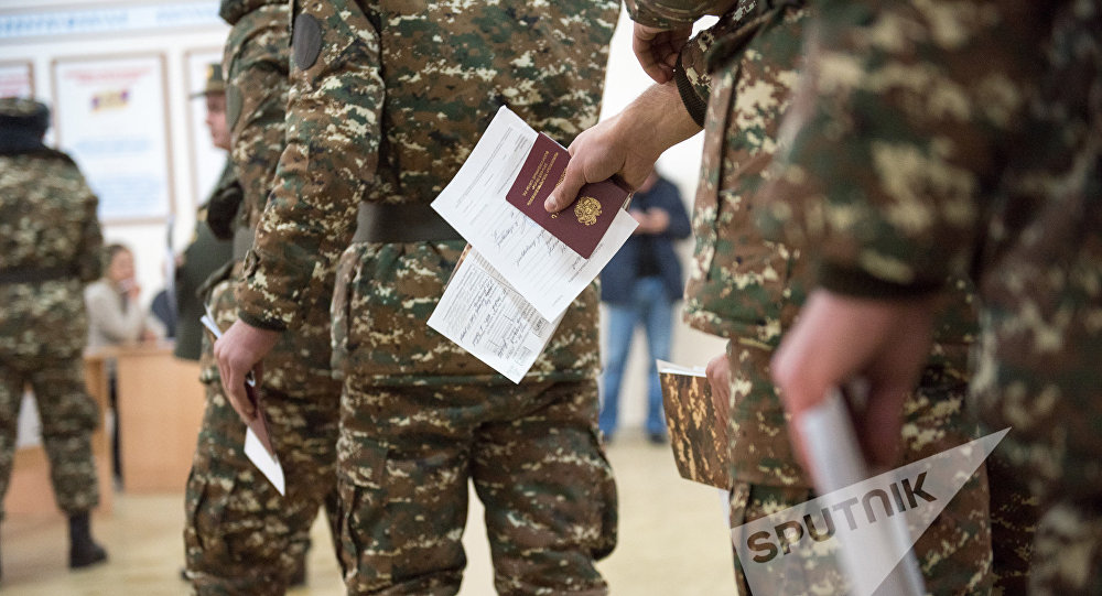 ՊՆ-ն ուսումնասիրում է զինծառայությունից ազատված պաշտոնյաների զավակների գործերը
