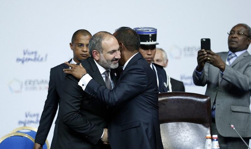 Հայաստանն ստանձնեց Ֆրանկոֆոնիայի նախագահությունը