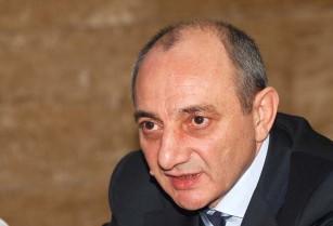 ԼՂՀ Նանխագահ Բակո Սահակյանը անվտանգության խորհրդի նիստ է անցկացրել