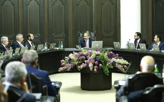 Կառավարության նիստը՝ ուղիղ