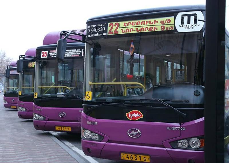 Տրանսպորտային նոր ցանցի վերջնական նախագծով՝ գործող 111 ավտոբուսային երթուղու փոխարեն կլինի 42-ը, էապես կնվազի նաև փոխադրամիջոցների քանակը
