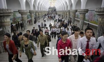 Հյուսիսային Կորեան առաջին անգամ օտարերկրացիներին թույլ կտա մետրո մտնել