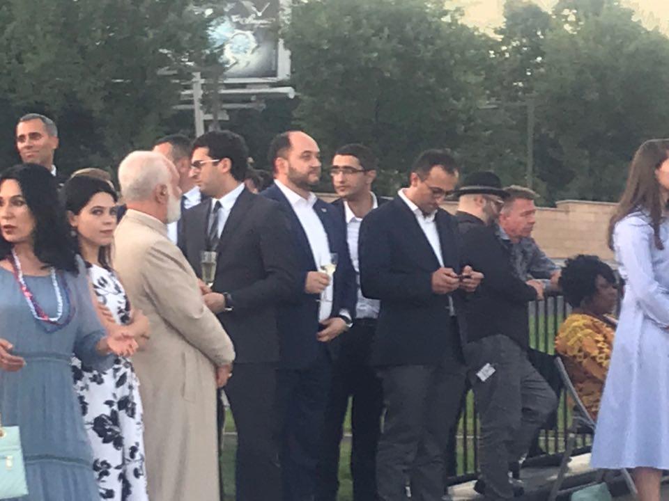 Հայաստանում ԱՄՆ դեսպանատունը տոնում է Անկախության օրը (լուսանկարներ). «Armdaily.am»