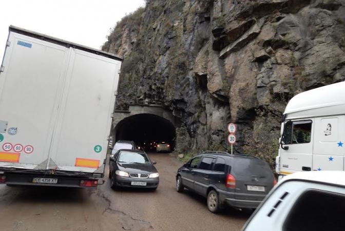 Վանաձոր-Ալավերդի ավտոճանապարհի թունելը մոտ մեկ ամիս փակ է լինելու․ նոր երթուղիներ են սահմանվել