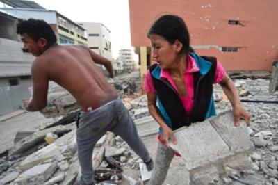 Էկվադորում հզոր երկրաշարժի հետևանքով զոհերի թիվը հասել է 654-ի