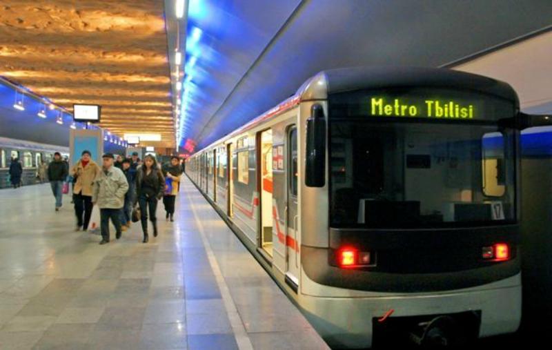 Թբիլիսիի մետրոպոլիտենի գնացքավարները գործադուլ են անում՝ պահանջելով աշխատավարձի բարձրացում