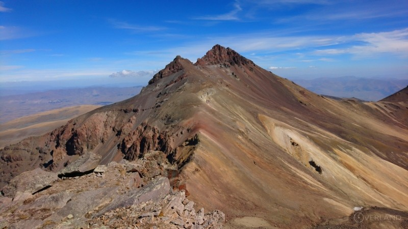 14 հոգանոց արշավախումբը բարձրացել էր Արագած լեռը և չէր կարողանում իջնել
