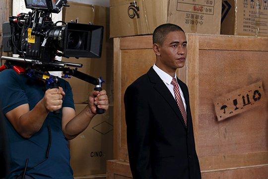 Բարաք Օբամայի չինացի նմանակը 10 րոպեանոց ելույթի համար վաստակում է 1.5 հազար դոլար