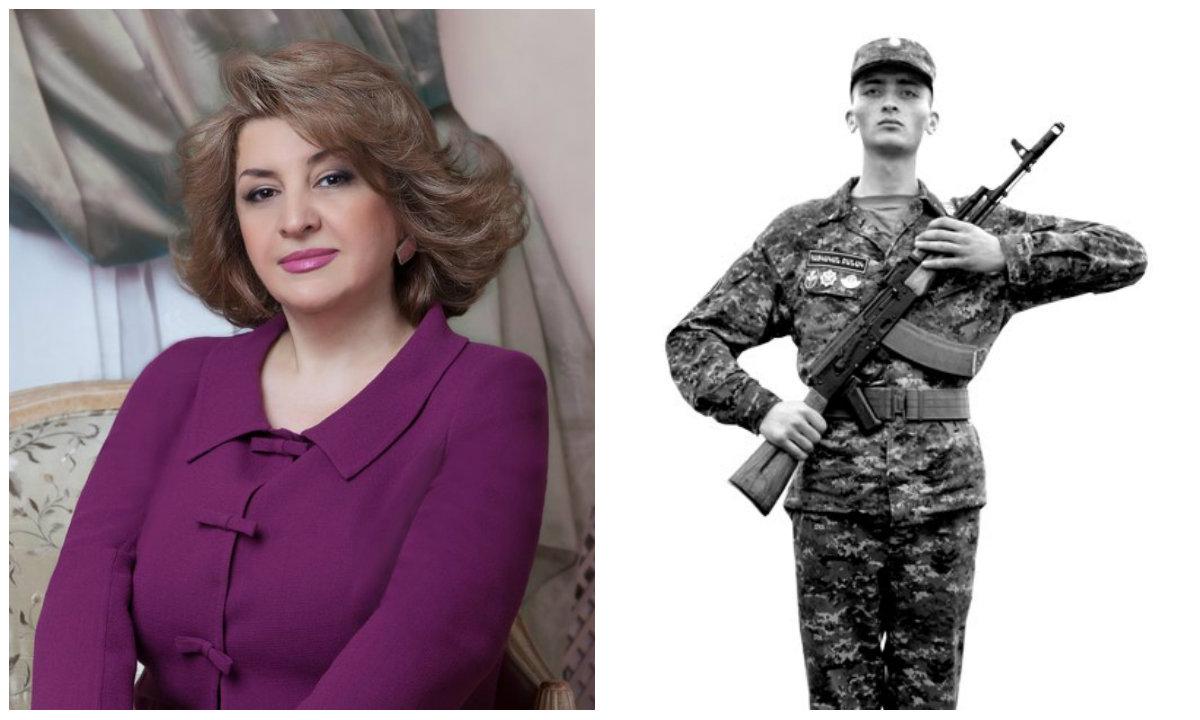 Տարիներ շարունակ Ռիտա Սարգսյանը երիկամ էր վաճառում.Մենք փաստերը դեմ ենք տալիս, իրենք կոծկում են. զոհված զինծառայողի մայր