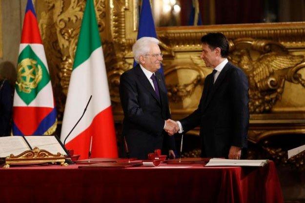 Ջուզեպե Կոնտեն Իտալիայի նոր վարչապետն է