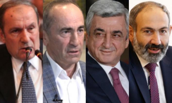 Երրորդ հանրապետության առաջին դեմքերը՝ հոգեբանի ակնոցով. Armradio.am