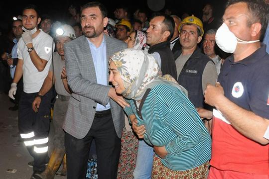 Թուրքիայում հայտարարվել է եռօրյա սուգ