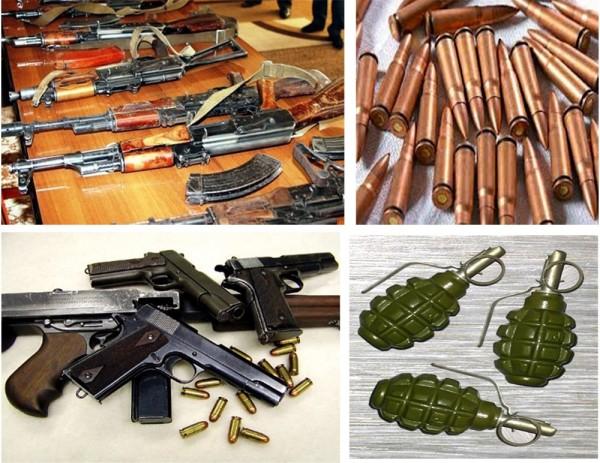 Գերեզմանոցի մոտ հայտնաբերել է զենք-զինամթերք