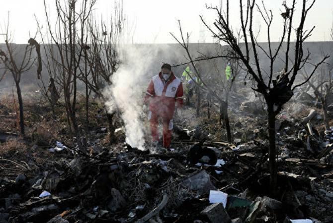 Իրանի ԱԳՆ-ն հյուպատոսական օգնություն կցուցաբերի «Բոինգ»-ի խոցման զոհերի ընտանիքներին