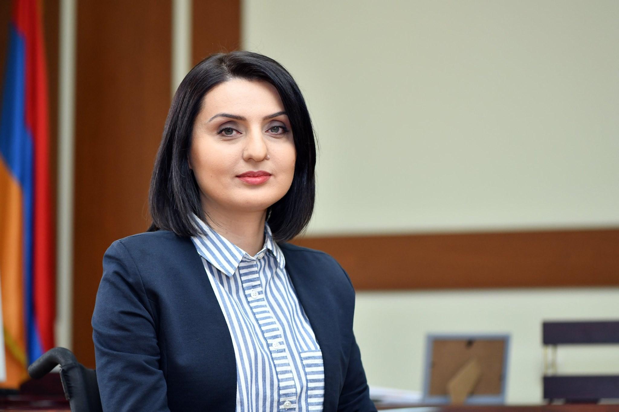 Զարուհի Բաթոյանը դատի է տվել Ստամբուլյան կոնվենցիայի դեմ պայքարող քաղաքացուն