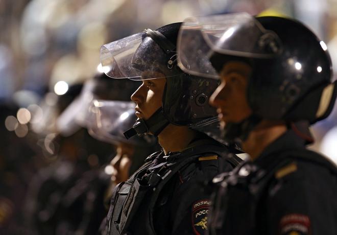 Ստամբուլում խոշոր հակաահաբեկչական գործողություններ են ընթանում
