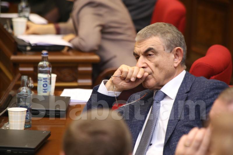 Արա Բաբլոյանը չի առաջադրվելու խորհրդարանական ընտրություններում
