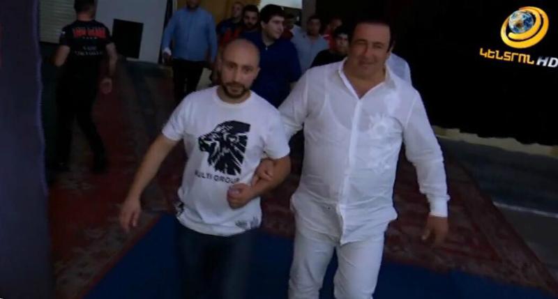 Գագիկ Ծառուկյանի հովանավորությամբ կայացել է MMA-ի և K1-ի «Միքս ֆայթ» 42 միջազգային մրցաշարը