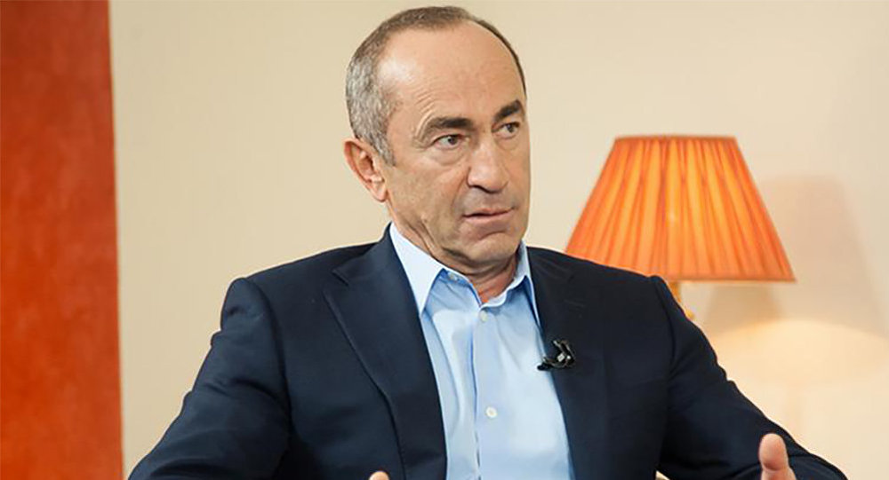 ՀՀ գլխավոր դատախազությունը ստացել է Քոչարյանին կալանքից ազատ արձակելու վերաքննիչ դատարանի որոշումը և նախապատրաստում է բողոք