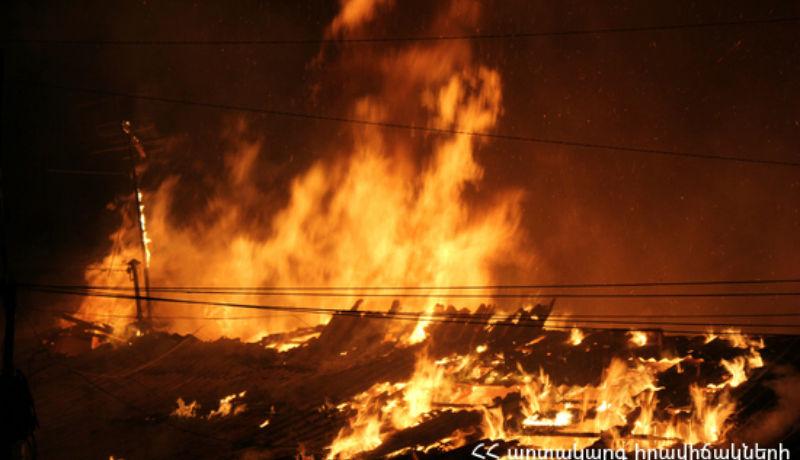 Արցախի բնակիչը վառել է այգու խոտը և առաջացած հրդեհից ստացած այրվածքներից մահացել