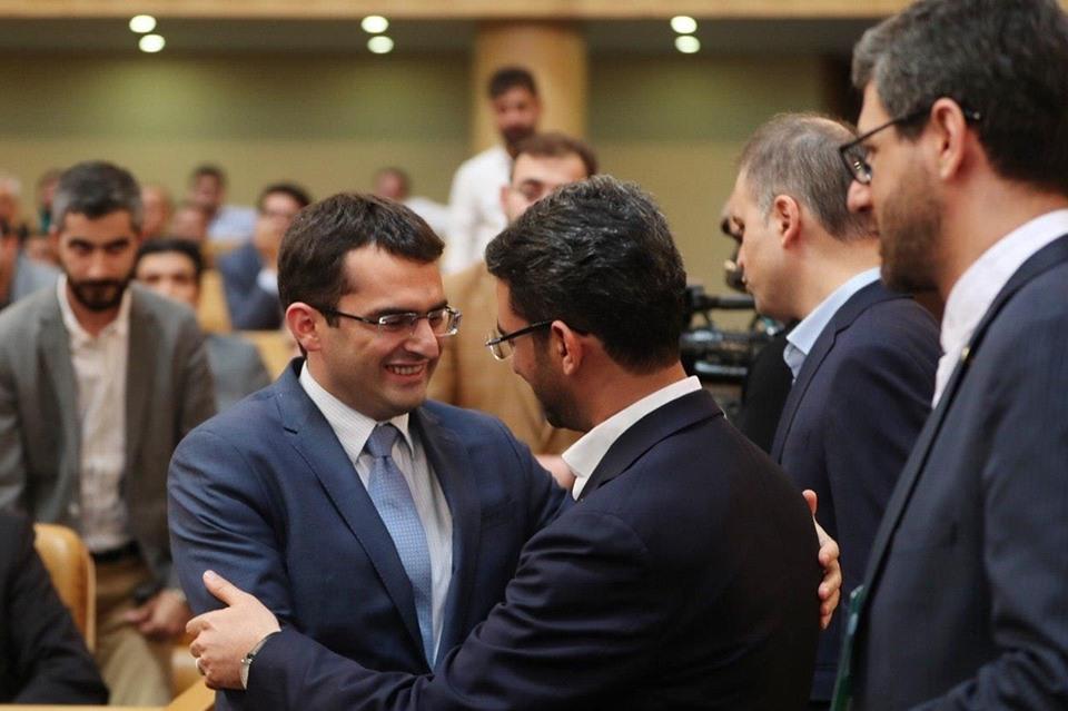 Իրանի տեղեկատվական տեխնոլոգիաների և հեռահաղորդակցության նախարարի հրավերով մասնակցում եմ «Սմարթ Իրան» կոնֆերանսին