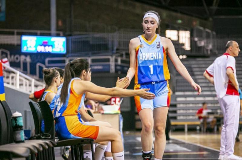 Հայաստանի բասկետբոլի Մ18 հավաքականը հաղթեց Մոլդովայի հավաքականին