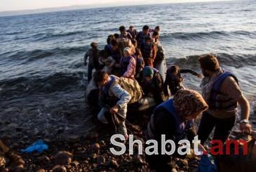 523 ներգաղթյալներ են փրկվել Լիբիայի ափերի մոտ
