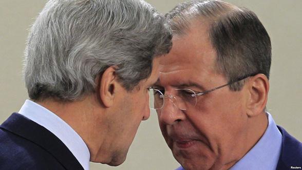Քերրին նախատեսում է բանակցություններ անցկացնել ՌԴ արտգործնախարար Լավրովի հետ